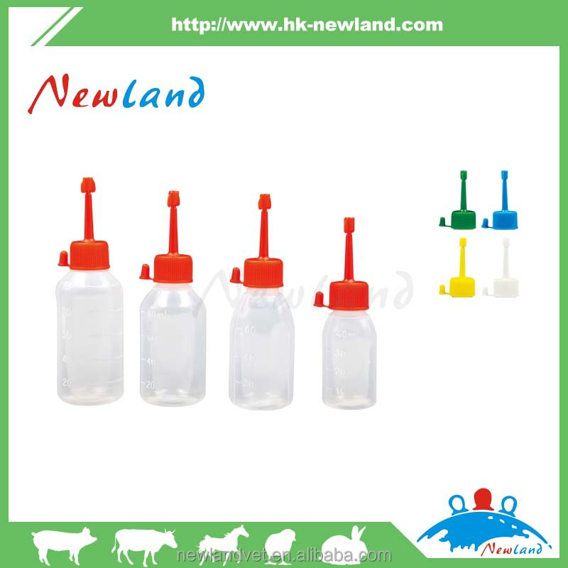 NL1004 plastic semen bottle for pig artificial insemination