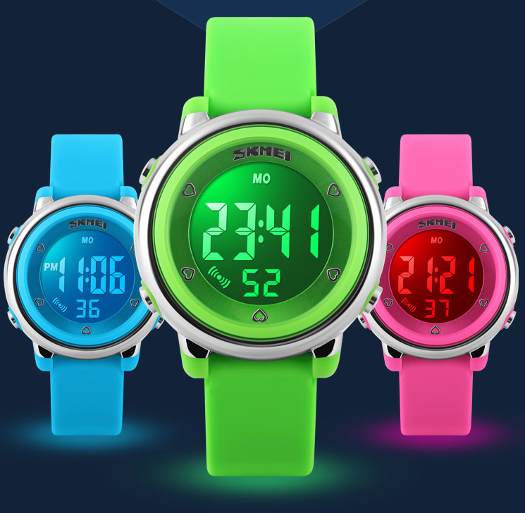 China Direct Watch Supplier Skmei New Model 1100 Fashion Digital ...