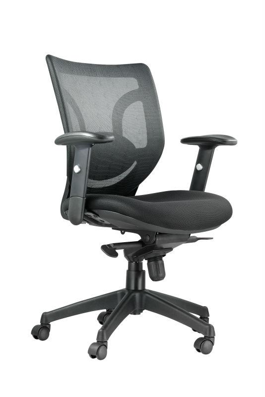de malla silla giratoria de oficina-Sillas de Oficina-Identificación ...
