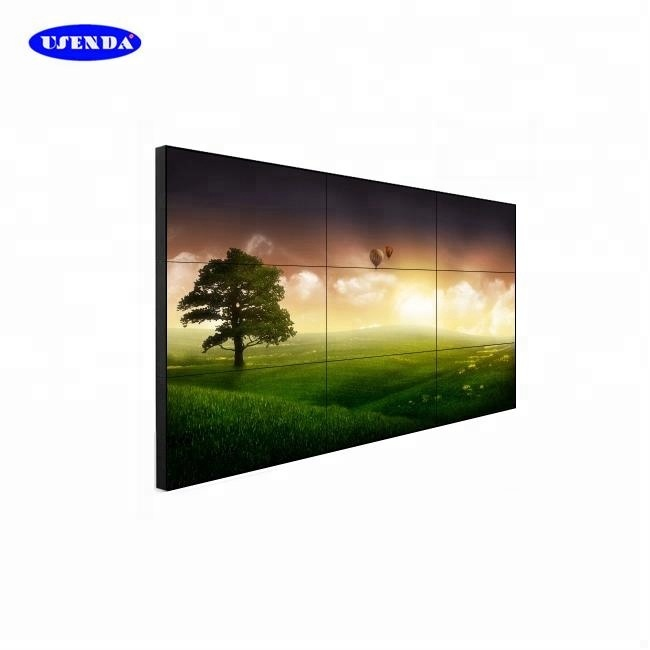 40 46 47 49 55 Inch 3x3 Lcd Advertising Tv China Diy Video Wall - Buy With  Samsung/lg Video Wall Panel,Wall Video Controller,Wall Video Display