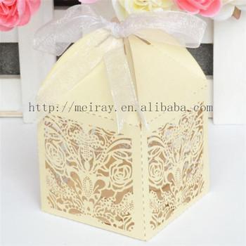 Erstaunliche Islamischen Hochzeitsgeschenke Box Lasergeschnitten Mit