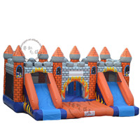 bouncy castle/castle inflatable bounce house/bounce castle commercial with best quality