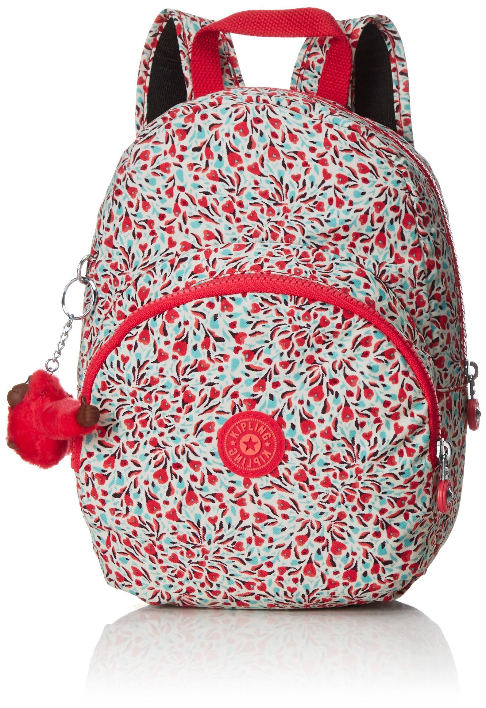Kipling Haruko Large Backpack Strawb Ice C