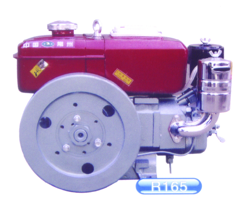 Quanchai small diesel engine R165 3hp diesel engine