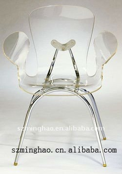 clear acrylic chair outdoor chair dinning chair