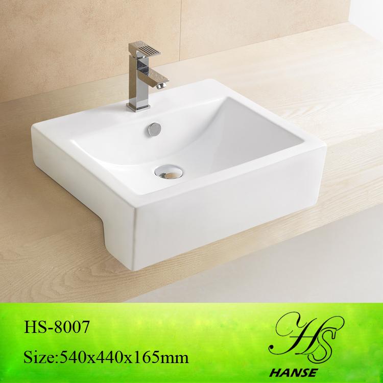 Hs-5005 Cheap Porcelain Sink/ Hand Wash Sink Price