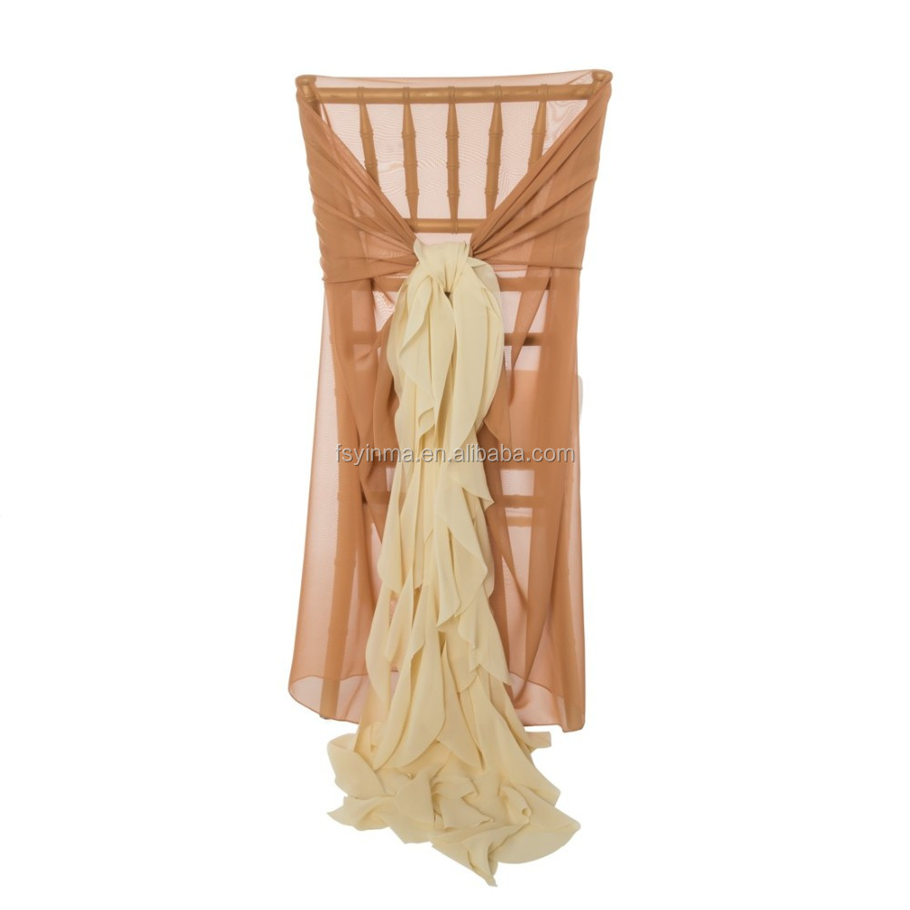 luxury chiavari chair cover chair sash buy chiavari