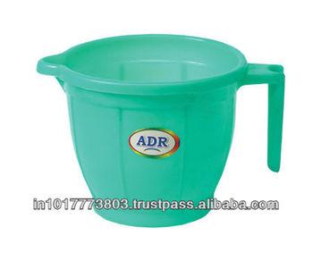 Bathroom Jug plastic bathroom mug- 1 liter - buy plastic mugs,water mugs,fancy