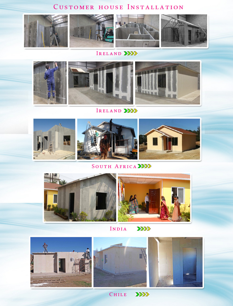 Good quality three bedroom prefabricated houses for sale in kenya