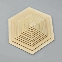 laser cut Round Wood Circle Discs with hole wooden cutting blades cutting disc pieces