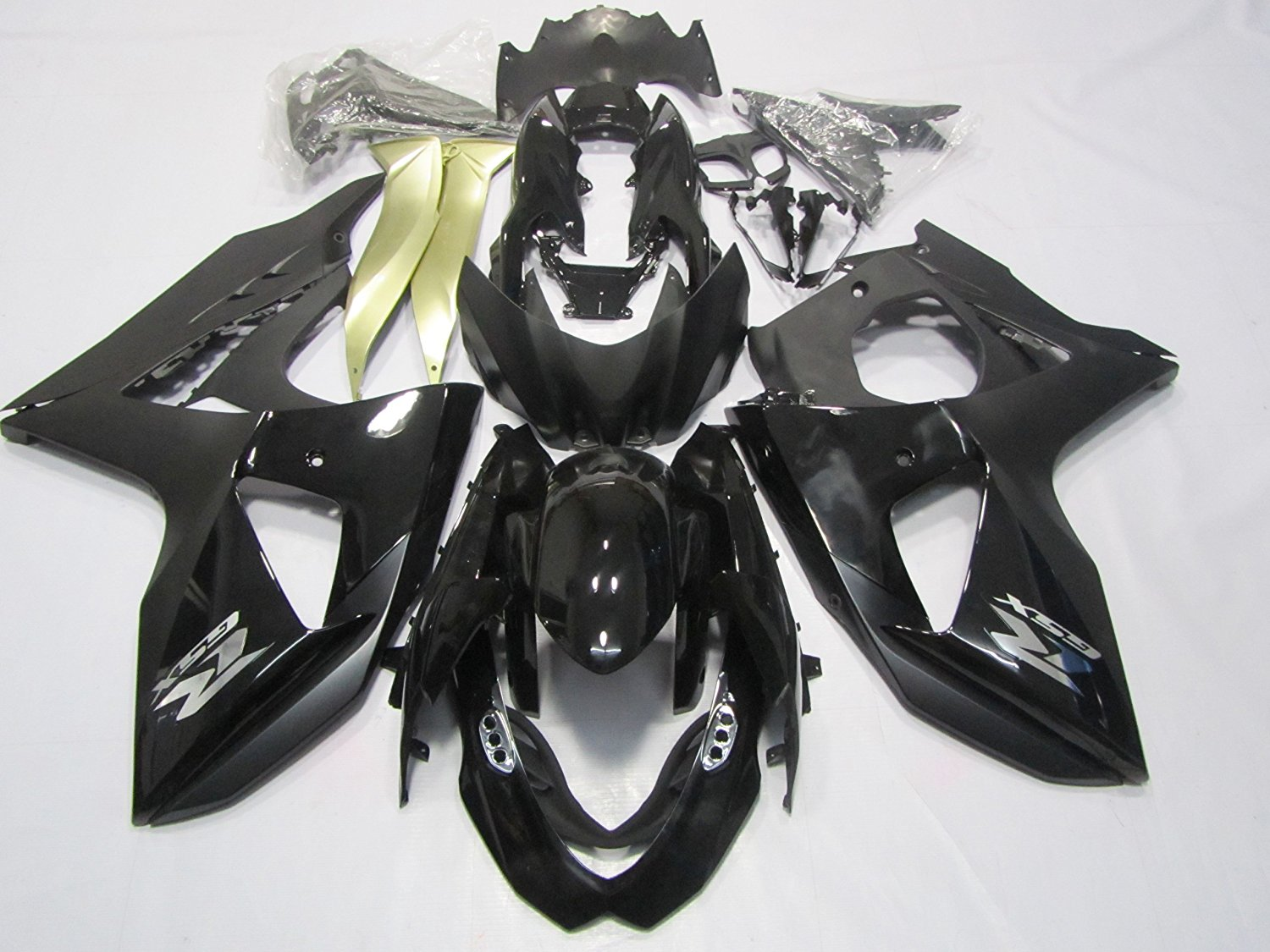 ZXMOTO Unpainted Tail Section Fairing for Suzuki GSXR 750 2011-2013 Individual Motorcycle Fairing