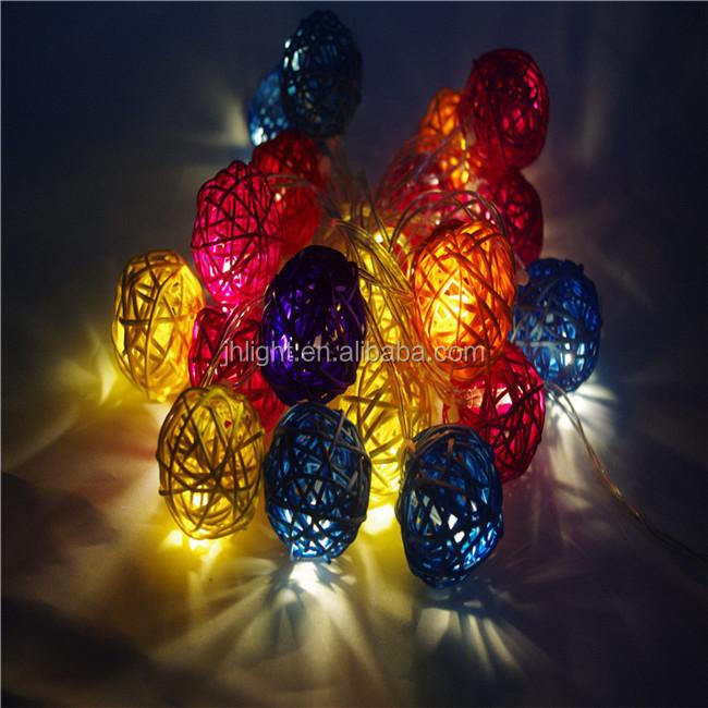 Led Round Bulb String Light/ Led Christmas Bulb String Light/led ...