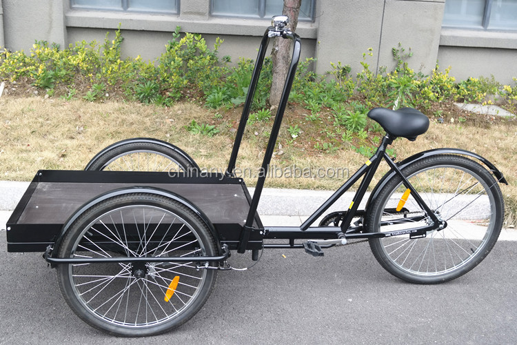 Cheap Cargo Trike Delivery Cargo Bicycle With Three Wheels Buy