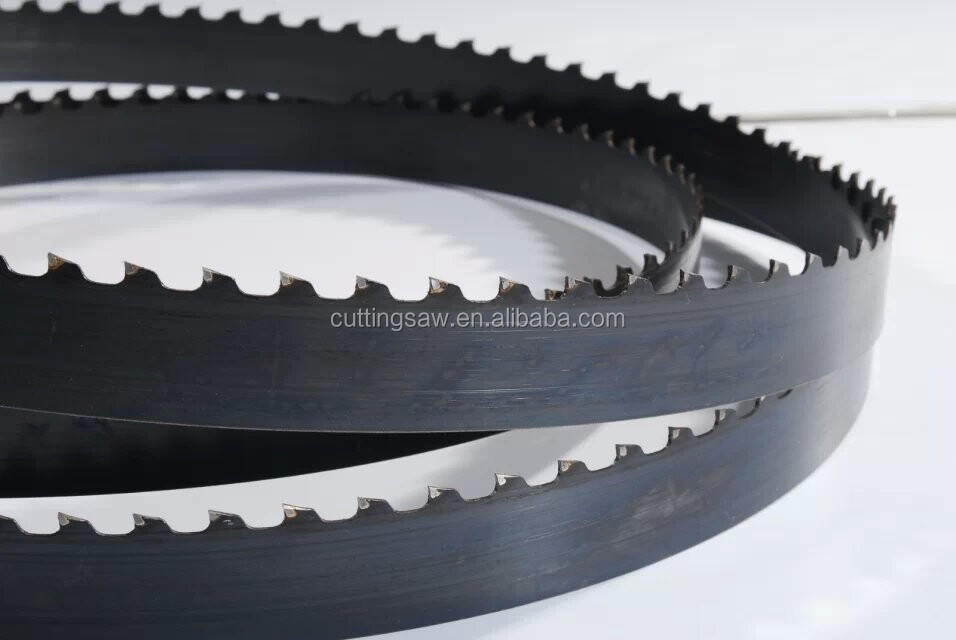 carbide bandsaw blade. carbide band saw blade for limestone bandsaw