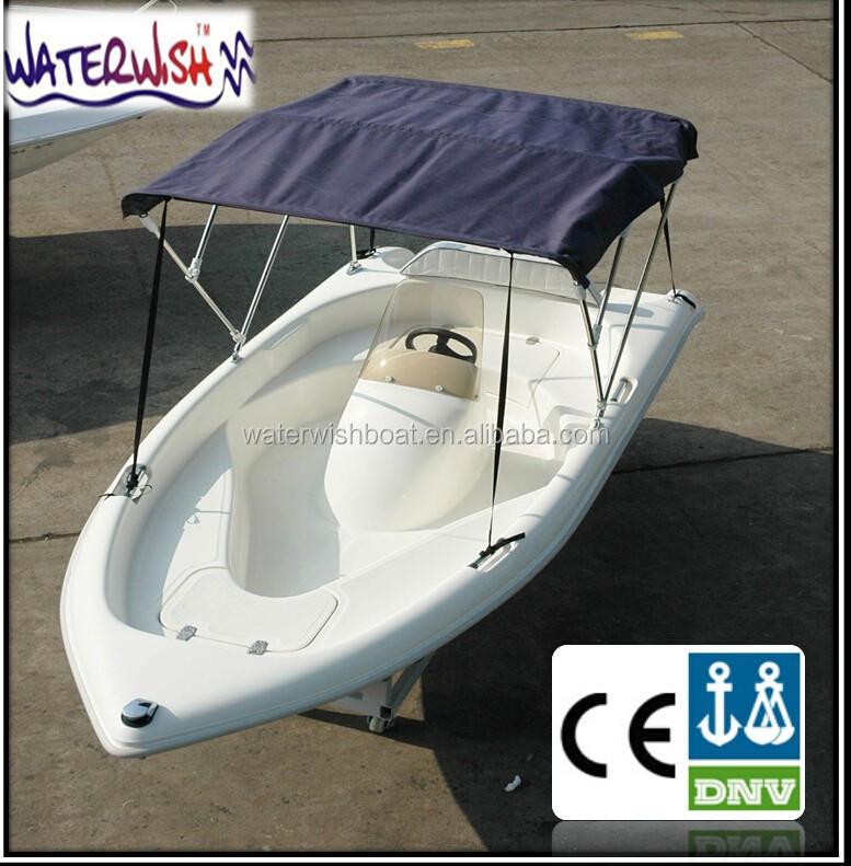 Waterwish Qd 12 أقدام ميني سرعة القوارب الصغيرة بيع--معرف