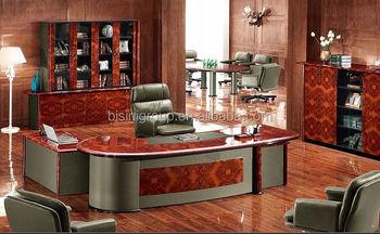 Classique standard bureau bureau dimensions meubles de bureau en