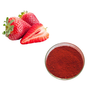 ensure strawberry powder for Juice and food processing