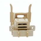 Trailer Model Puzzle 3D Wooden DIY Assembly Car Toys
