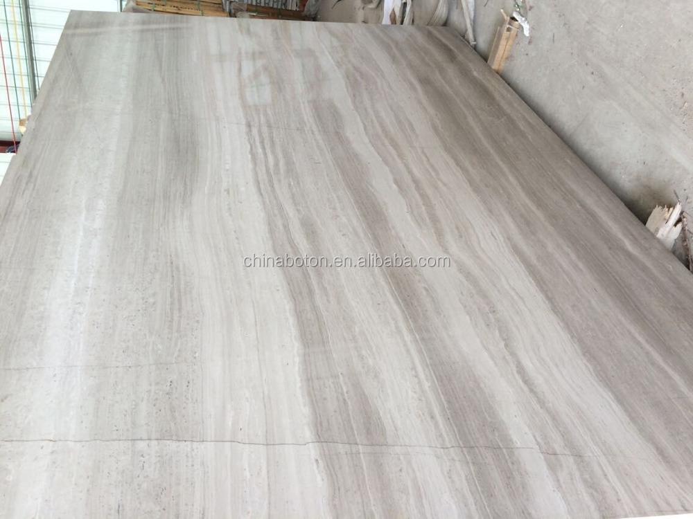 Legno Naturale Bianco : Marmo naturale bianco vena legno vietnam vena di marmo di legno