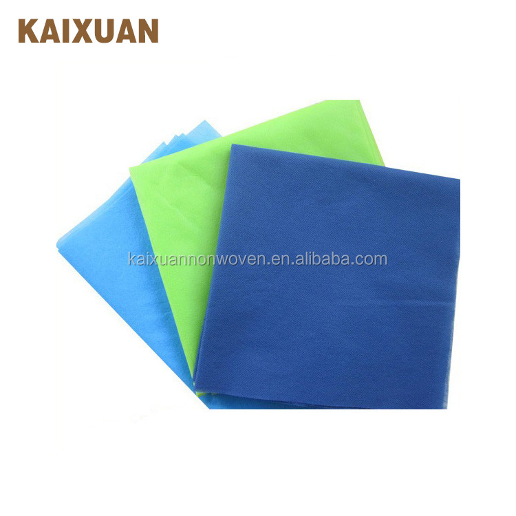 [FACTORY]Guaranted Breathable Colorful PP Non Woven Fabric