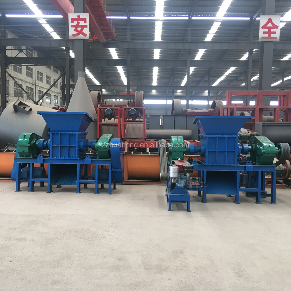 600 double shaft used tyre /plastic/ paper/steel /metal shredder machine with high machinery efficiency
