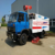 DONGFENG 170HP 4x2 Mounted Sweeper Dust Sweeper and dust suppression Truck for sale