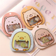 50 Pcs/lot(1 Bag) Diy Cute Cartoon Kawaii Pvc Stickers Lovely Cat Bear Sticker