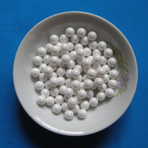 zirconia ceramic polishing balls ceramic balls for decoration and bearing