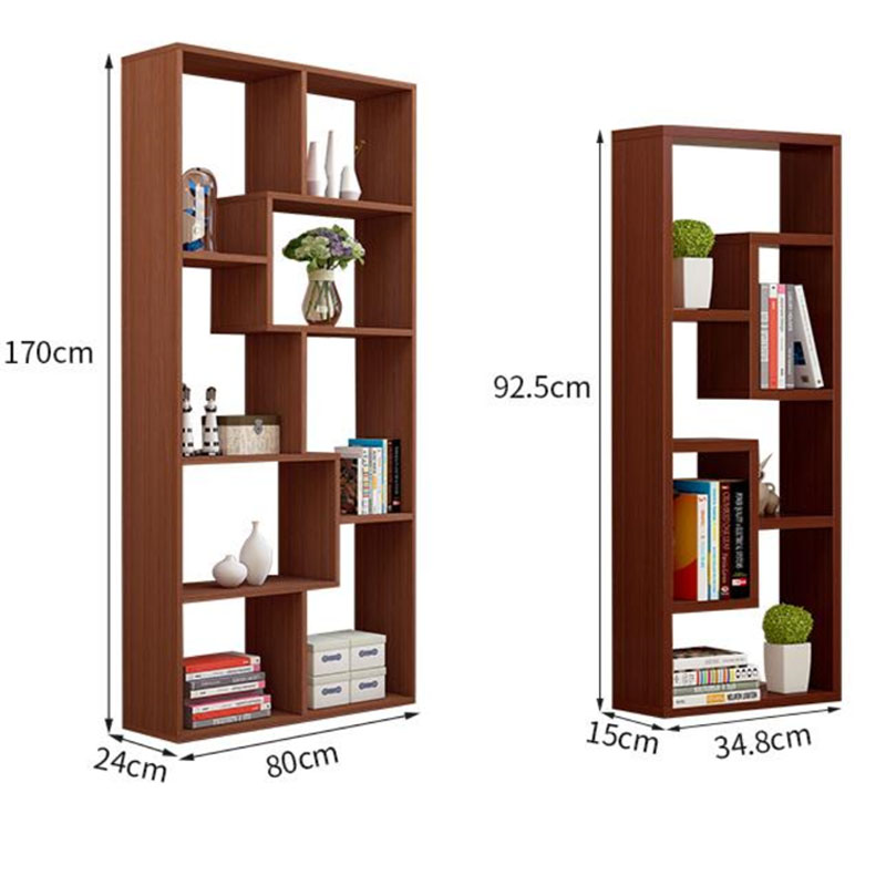 Study Room Chinese Style Cheap Wood Bookcase Modern Design ...