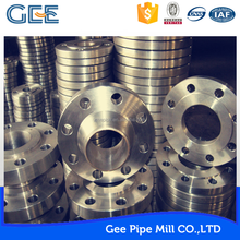 China supplier GEE ASME Gr.b a105 MS FORGED FLANGE