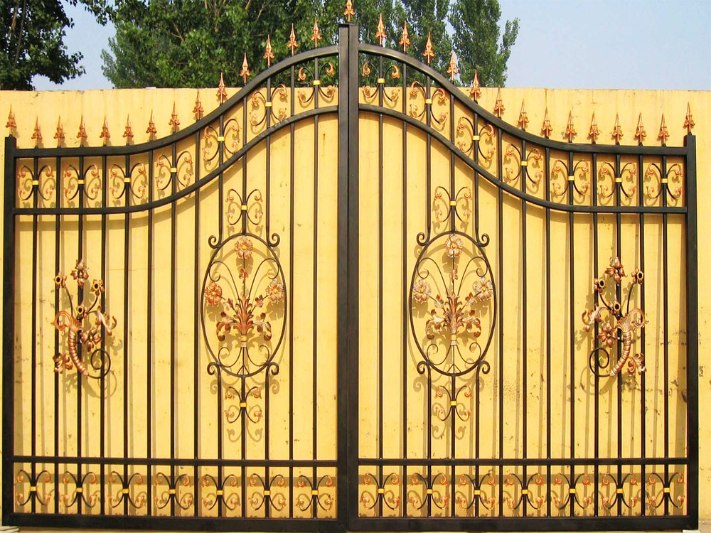 Indian house main gate designs buy driveway sliding for Main gate door design