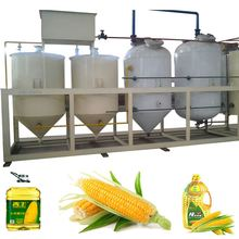 Top level first grade corn maize germs oil pressing machine