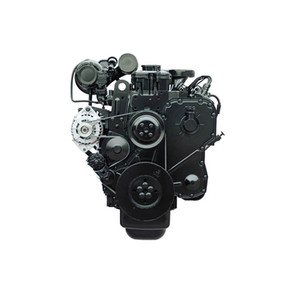 Turbo Charged Cooling Cummins L Series 6LTAA8.9-C340 diesel engine