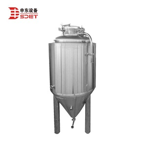 100l litre fermentation tanks brewing kettlees used beer storge tank