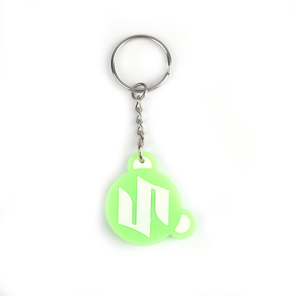 Shenzhen factory custom pvc keychain for promotion gift