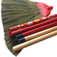 GRASS BROOM GRASS BRUSHES/ NATURAL GRASS/ STRAW BROOM WITH WOODEN BROOMSTICK FOR SALE