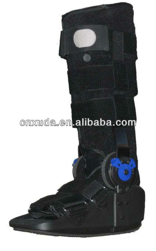 Adjustable medical orthopedic shoes