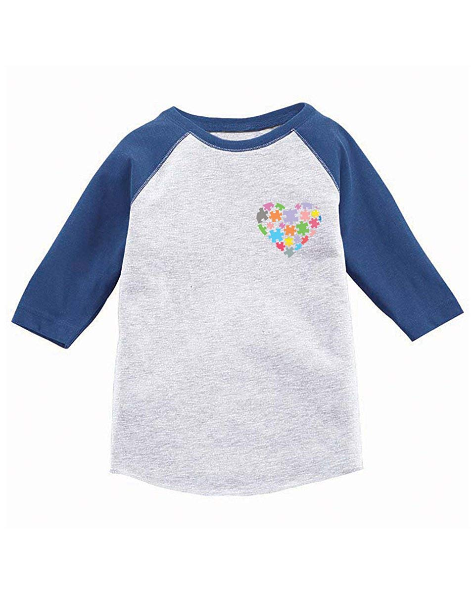 d187f8e8 Get Quotations · Awkward Styles Autism Shirts for Girls Boys Autism  Awareness Baseball Shirts