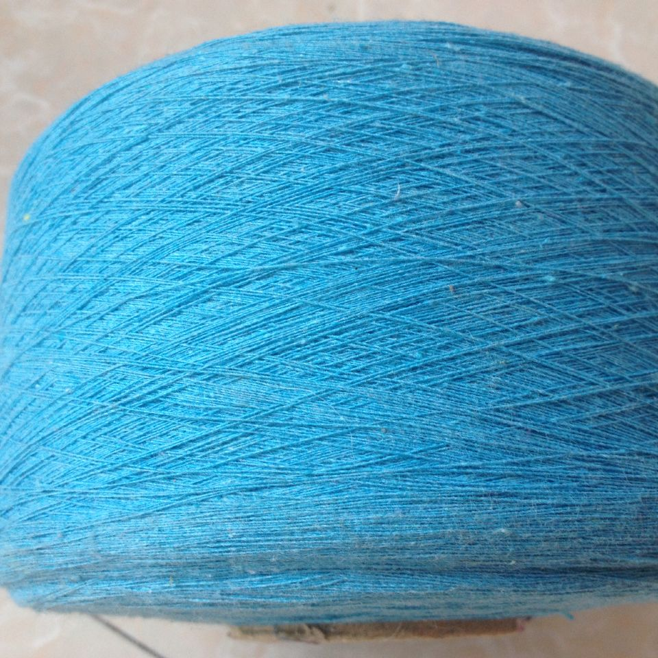 new cotton yarn for higher count range