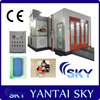 2016 SKY new products approved used car paint booth inflatable paint booth used car paint booth for sale