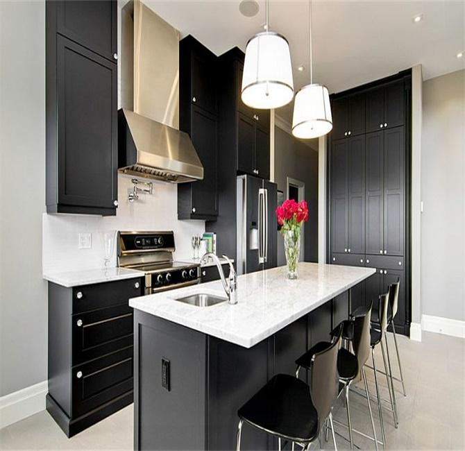 Modern Design Ethiopian Furniture Kitchen Cabinet Waterproof Kitchen