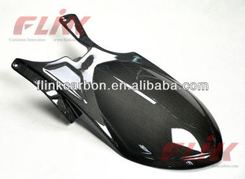 Carbon Fiber Rear Hugger For Ducati 848 1098 1098s 3 Buy 848 1098