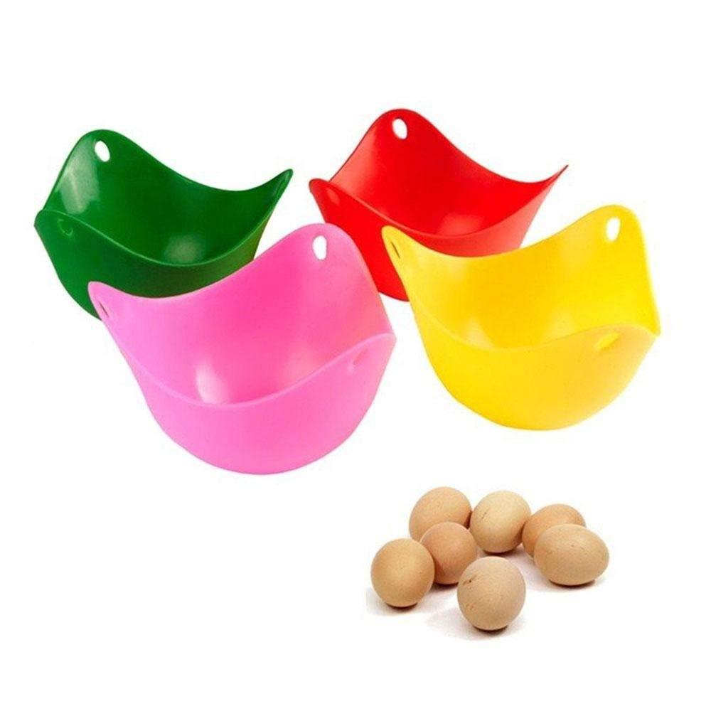 Ouken Egg Cooker Egg Separator Egg Boiler Cup Egg Cooking Tools Hard Boiled Molds