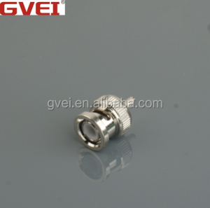 N type f female jack to BNC male plug straight adapter connector 75 ohm resistance BNC0022