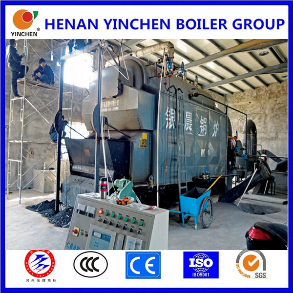 Hot sale CE certificate heat exchangers for used 3 ton coal fired steam boiler