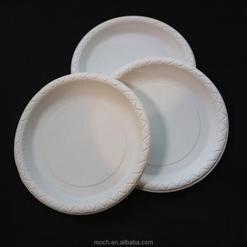Wholesale Disposable Corn Starch Plates Plastic Plates Disposable  Biodegradable Tableware - Buy Plastic Plates,Disposable Plates,Plastic  Plates