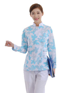 fashionable nurse uniform designs,spa uniform