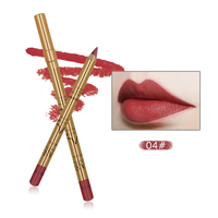 Lipstick pencil filling 24 hour long lasting lip covers lip pencil liner and lipstick filler for children