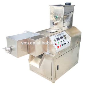 Dry pet dog food extruder, dog food machine, full production line to make animal feed
