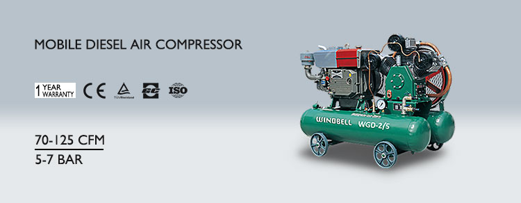 100 CFM Mining Compressor Prices South Africa
